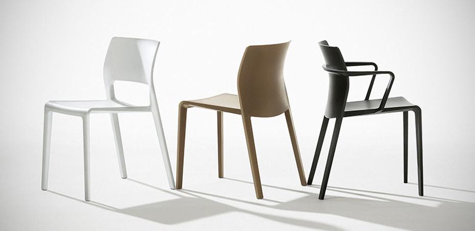 Moderne stoelen juno bij arper designer james irvine - Moderne stoelen ...