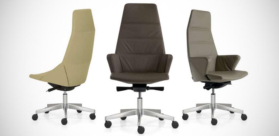 design kantoorstoelen hyway bij quinti orlandini design