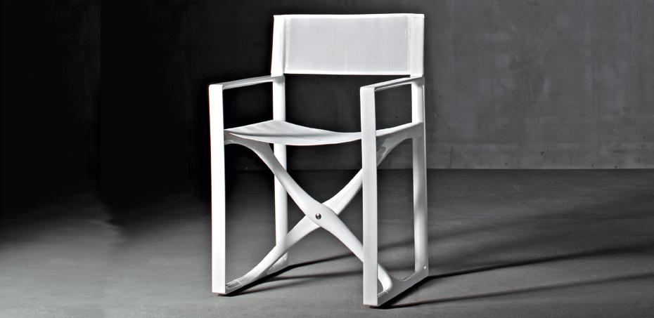 Moderne stoelen la regista bij serralunga designer michel boucquillon - Moderne stoelen ...