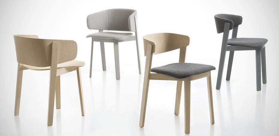Klassieke Design Stoelen.Klassieke Stoelen Wolfgang Bij Fornasarig